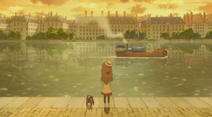 Lady Layton developed by Level 5