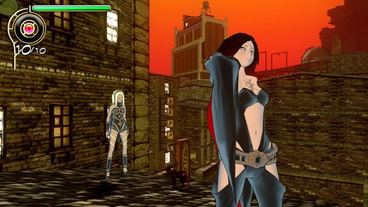 Gravity Rush by Japan Studios is easily one of PlayStations best IP's and the best game on VITA. Photo credit: playstation.com