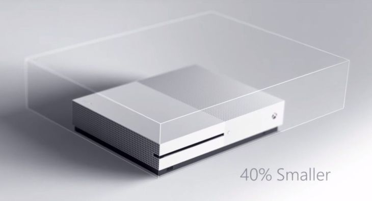 xbox-one-s-physical-size photocredit- gamepur.com